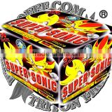 Super Sonic 30 Shots/fireworks cake/wholesale fireworks/UN0336 1.4G consumer fireworks/fireworks factory direct price