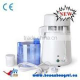 Cheap plastic and stainless steel body electric water distillation equipment
