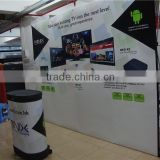 Good quality exhibition stand Pop up banner stand 225cmx225cm                                                                                                         Supplier's Choice