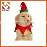 Factory hot Christmas elf pet hat accessory