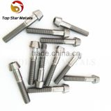 pure molybdenum threaded rod fasteners