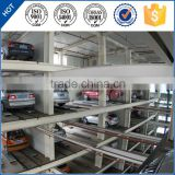 PPY smart robot parking system steel structure for car parking                                                                         Quality Choice