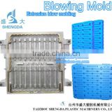 plastic pallet blowing mold