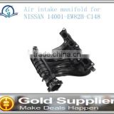 Brand New Air intake manifold for NISSAN 14001-EW82B-C148 with high quality and most competitive price.