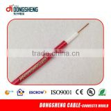 Telecommunications Best price RG59 cable TV wire RG59 Best selling flexible telephone electrical coaxial cable