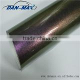 New Car Type 1.52*20m/Size Self Adhesive Car Vinyl Pearl Chameleon Glitter Car Wrap Paper
