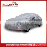 peva+pp cotton hail proof Car cover exported to america, germany, russia