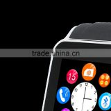 "cheapest 2.0MP Camera 1.54"" TFT Touch Screen Bluetooth call function smart watch phone"