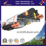 (DUC-3220) color copier drum image imaging unit for Canon irc3220 irc 3220 GRP11 GRP-11 bk/c/m/y