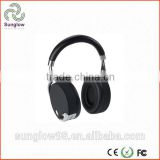 Wireless Bluetooth On-Ear Headphones with Noise Cancelling Refurbished