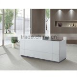 Guangzhou High Quality Modern Office Front Counter Reception Desk Furniture                                                                         Quality Choice