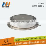 Inquiry About YC702 1000A inverter high voltage thyristor high currentcapsule type thyristor