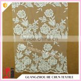 HC-5644-1 Hechun Hot Products to Sell Bead Rose Flower Shape Georgette Bridal Lace Fabric