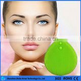 high quality female anti bacteria silicone face whitening facial kit