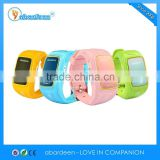 One-key SOS function Anti-kidnapping Anti-lost for child gps tracking bracelets smart wrist watch