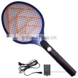 Electric bug swatter with 3 layers