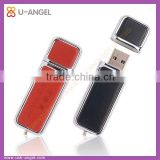 good quality leather usb pen drive 4gb usb key by shenzhen factory outlet                                                                         Quality Choice