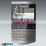 Popular!!! Diamond glitter LCD screen guard for BlackBerry Porsche Design P 9981