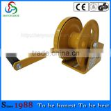 Hand winch/Boat winch/Manual winch 1000lbs2000lbs for manual hoist