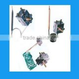 Capillary Thermostats for Electric Water Heaters and Electric Ovens, UL, VDE,CAS