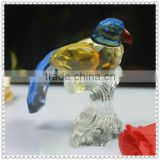 Colorful Popular Bird Crystal Favor For Party Decoration