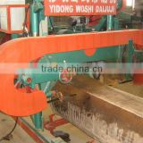 Sawmill wood cut bandsaw machine