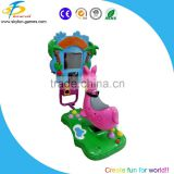 2016The newest skyfun factory riding horse toy game machine for sales