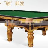 12 ft Star Golden Tournament Snooker Table XW101-12S