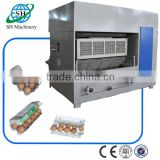 used paper made in China paper making machine egg tray carton 5000 pcs/hour