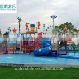 Factory supply water park equipment water house wholesale