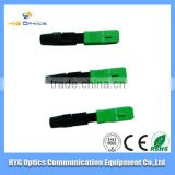 high quality SC/APC fiber optic quick connector for fibre-optic link