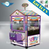 arcade claw machine for sale /doll crane claw machine/toys candy /candy vending machine