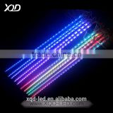 0.5m Madrix control music 6803ic led RGB dmx tubes 3D meteor starfall light