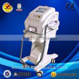 Professional KM-E-100B Europe Style IPL+RF Elight Pigmented Spot Removal Electric Pore Cleaner Device Skin Rejuvenation