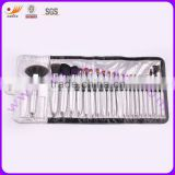 22 pcs professional cosmetic brush set with hot sell