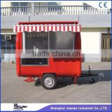 JX-FR220H awesome street mobile electric hot dog cart