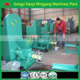 Inquiry about Best quality with CE ISO small screw type charcoal olive pomace briquette machine