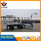 High quality and lowest price 360 Long-boom concrete laser screed paving and leveling machine