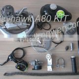 2 stroke Bicycle Engine Kit/ Bike gas Engine Kit 48cc/60cc/80cc/motor para bicicleta kit CDHPK80