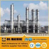 HDC0105 ISO & CE European standard petroleum refining and natural gas processing small crude oil refinery oil refining business