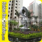 Modern Garden Sculpture Large Outdoor Statues Bronze Sculpture