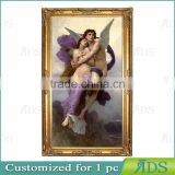 Custom Nude Man And Woman Oil Painting