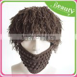 New fashion Wig Beard Hat