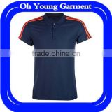 China Factory Free Sample High Quality New Design Brand Plain Blank Uniform Soft Dry Fit Couple Custom Mens Polo Shirt
