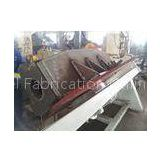 Multilayer Welding Custom Carbon Drawing Heavy Steel Fabrication , Metal And Metallurgy Machinery