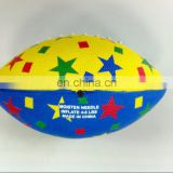 Promotional rugby ball,new design america football