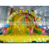 High big inflatable slide for sale,inflatable bouncer slide,large inflatable kids slide
