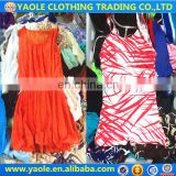 Low Price used clothing for africa manufactory sale used middle aged women fashion dress