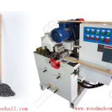 Typs of Automatic wooden broom stick making machine with high effiency supplier in China