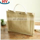 large space foldable practical linen woven shopping handbag / single-shoulder women bag